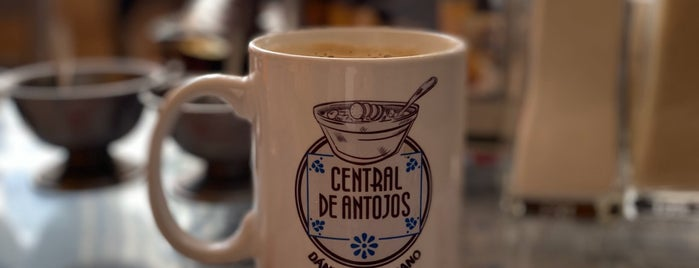 Central De Antojos is one of Lugares guardados de Michelle.