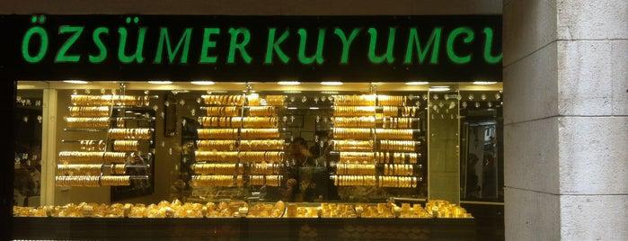 Öz Sümer is one of Tükkanlar 👒👗👓.