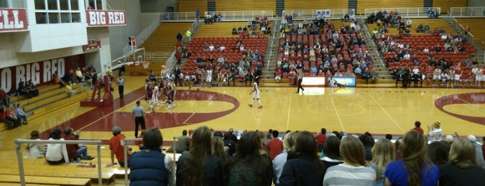 Newman Arena is one of NCAA Division I Basketball Arenas/Venues.