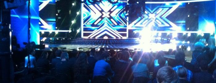 X Factor Arena is one of Lugares favoritos de Tony.