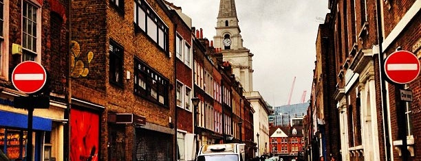 The Pride of Spitalfields is one of London Essentials.