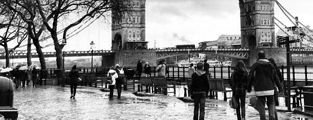 Tower of London Riverside Walk is one of London, UK.