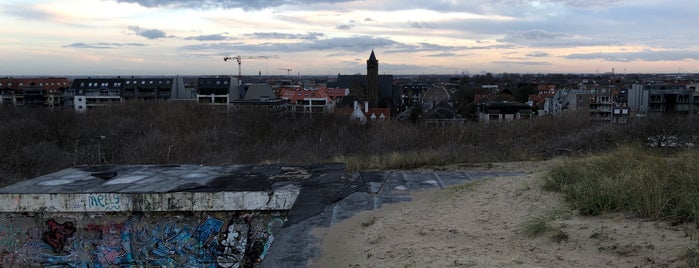 De Bunker is one of Orte, die Elien gefallen.