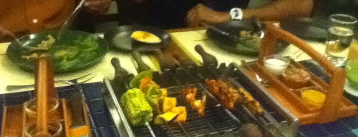 Barbeque Nation is one of Lieux qui ont plu à Gaston.