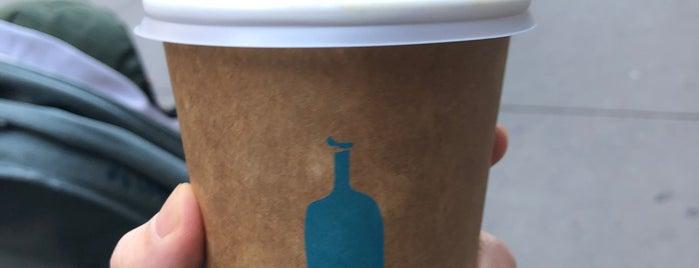 Blue Bottle Coffee is one of สถานที่ที่บันทึกไว้ของ Crypto.