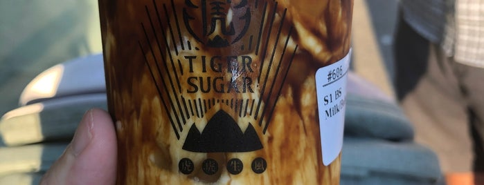 Tiger Sugar is one of NY 2020.