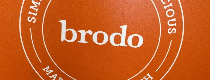 Brodo is one of NYC.