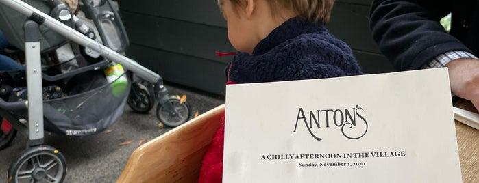 Anton's is one of Tim: сохраненные места.