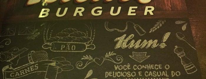 Hum! Burguer Harley Davidson is one of Lugares favoritos de Fabiana.