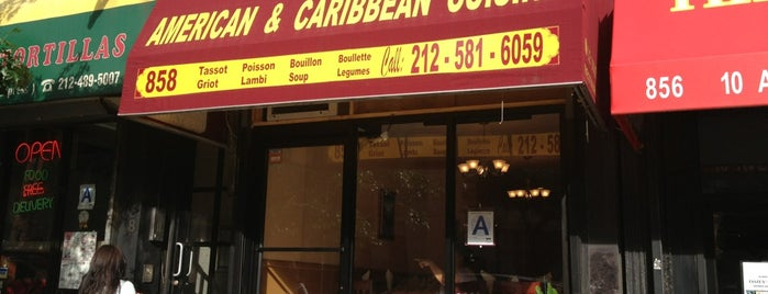 Le Soleil Haitian Restaurant is one of New York.