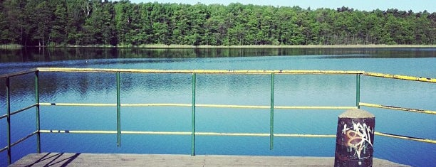 Jezioro Strzeszyńskie is one of Poznan #4sqcity by Luc.