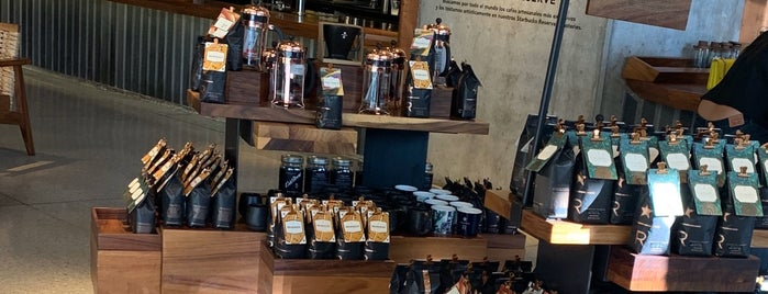 Starbucks Reserve Bar México is one of Df.