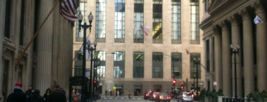 Chicago Board of Trade is one of Traveling Chicago.