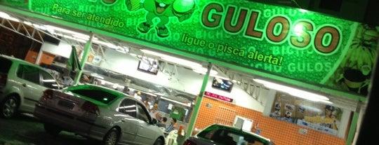 Bicho Guloso is one of Esteban'ın Beğendiği Mekanlar.