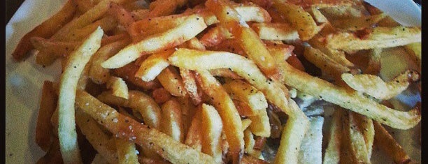 Brugge Brasserie is one of A State-by-State Guide to America's Best Fries.