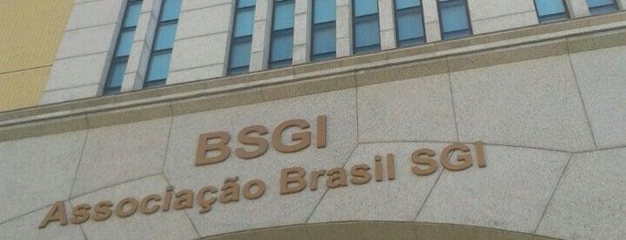BSGI Associação Brasil Soka Gakkai Internacional is one of Lieux qui ont plu à Carol.
