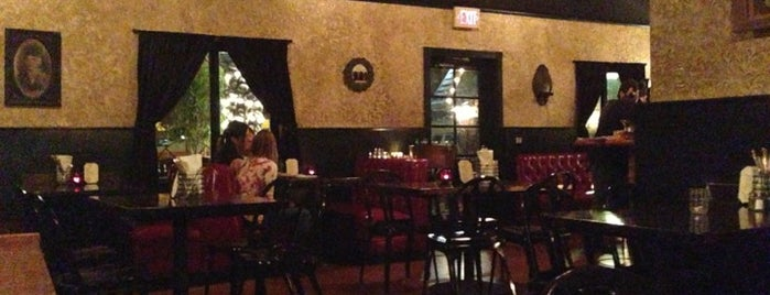 Bourbon Room is one of I <3 Santa Barbara.