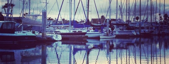 San Diego Yacht Club is one of SD.