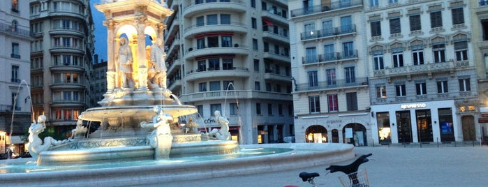 Place des Jacobins is one of Lyon.