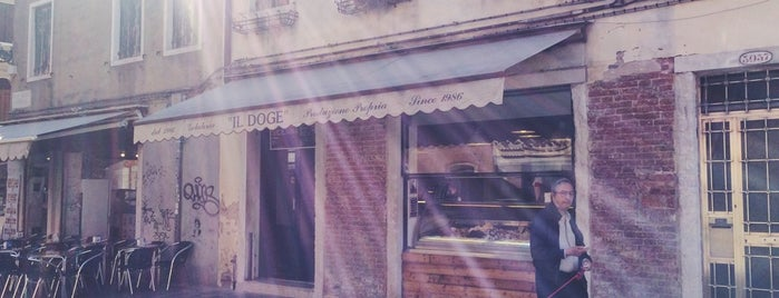 Gelateria Il Doge is one of Venice List.