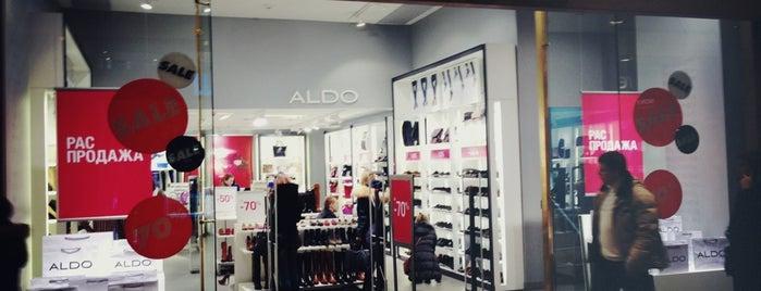 Aldo is one of Iona'nın Beğendiği Mekanlar.