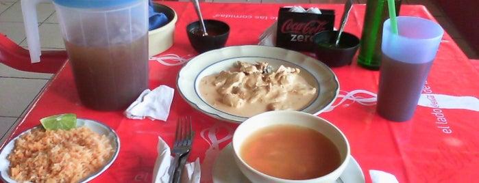 Cocina Orizaba is one of Tempat yang Disukai Alfredo.