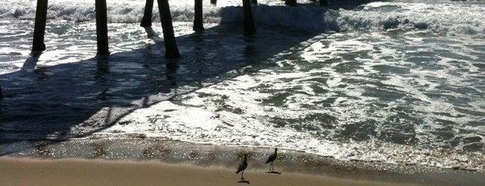 Hermosa Beach Pier is one of LA Guide for Arabs ;).