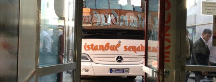 İstanbul Seyahat is one of Ay malikanesi.