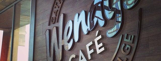 Wendy's | ვენდი'ს is one of สถานที่ที่ Orkhan ถูกใจ.