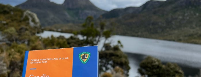 Cradle Mountain National Park is one of Lugares guardados de Dat.