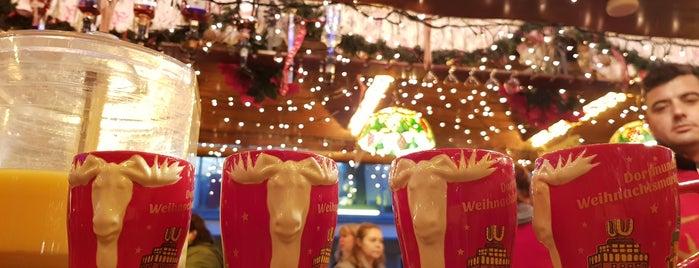 Juris Glühweinstüberl is one of Weihnachtsmärkte Ruhr.