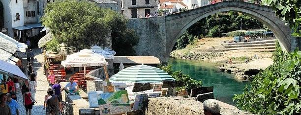 Stari Grad is one of Mostar - List -.