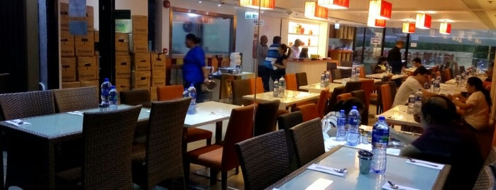 Saravanaa Bhavan is one of HK healthy food.