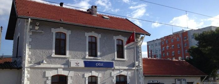Çiğli is one of themaraton.