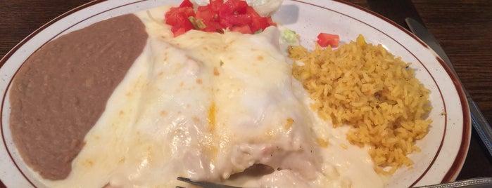 Mama Juanita's Mexican Restaurant is one of Lugares favoritos de Lee Ann.