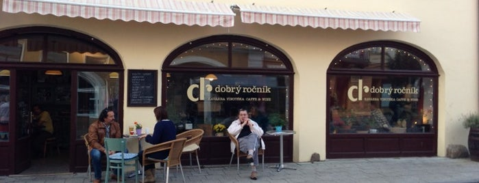 Dobrý ročník is one of Jakubさんのお気に入りスポット.