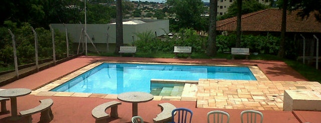 DAEE Ribeirão Preto is one of Cidades... e lugares...
