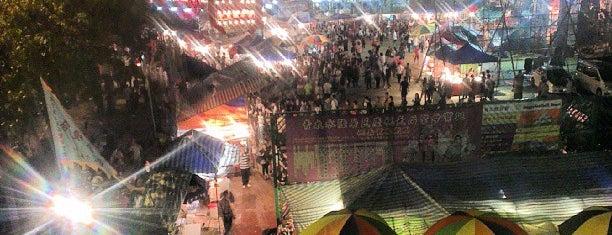 Tsing Yi Bamboo Theatre 青衣戲棚 is one of Posti che sono piaciuti a Henry.