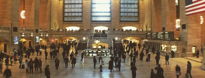 Grand Central Terminal is one of NYC #NEWYORK.