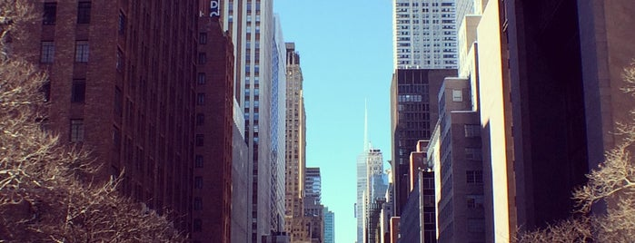 Tudor City Overpass is one of NYC #NEWYORK.