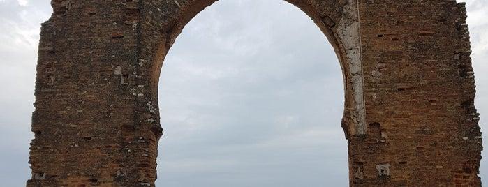 Merenid Tombs is one of Tempat yang Disukai Carl.