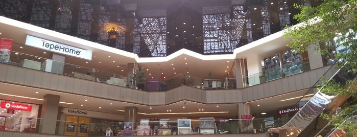 Galleria is one of istanbul avm.
