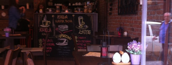 Cafe Kukla is one of cafe.