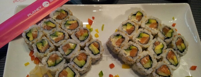 Planet Sushi is one of Orte, die Ka0nashi 🎀 Vero gefallen.