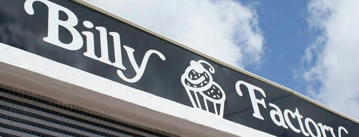 Billy Factory is one of Orte, die Ka0nashi 🎀 Vero gefallen.