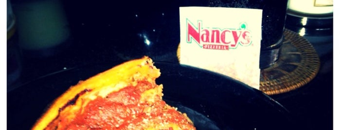 Nancy's Stuffed Pizza is one of Pizza Pizza Pizza.