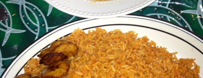 Nigerian Kitchen is one of ChicagoCabFare.com: Verified Authentic Ethnic Eats.