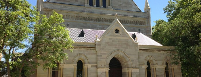 University of Adelaide is one of Bonnie's Saved Places.