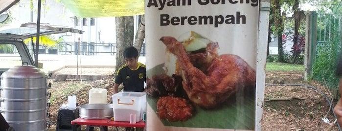 Farni's Nasi Kukus Ayam Dara Rempah Damansara Heights (Bukit Damansara) is one of g.