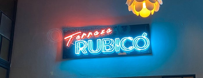 Rubicó is one of Spots.